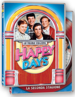 Happy Days - Stagione 01 (3 Dvd) e Stagione 02 (4 Dvd) | CPU Shop