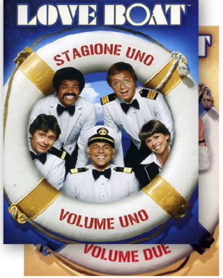 Love Boat - Stagione 01 / vol.01 (3 Dvd) e Vol.02 (4 Dvd) | CPU Shop