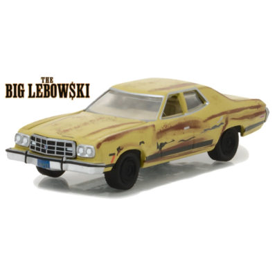 FORD USA - GRAN TORINO COUPE 1973 - THE DUDES - THE BIG LEBOWSKI MOVIE 1998 | CPU Shop