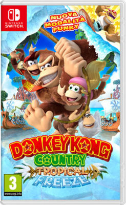 Donkey Kong Country: Tropical Freeze by Nintendo Switch | CPU Shop