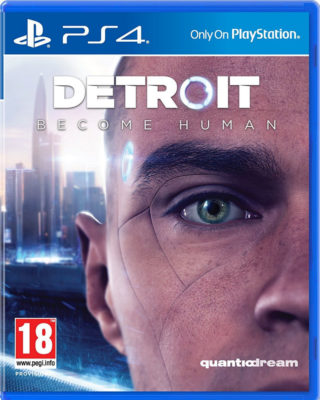 Detroit: Become Human by Sony Interactive Entertainment PS4