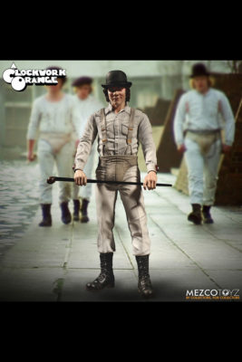 Clockwork Orange Alex DeLarge - Mezco Toyz - AF