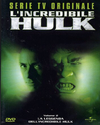 L' Incredibile Hulk - Volume 2 (1DvD) - La leggenda dell'incredibile Hulk