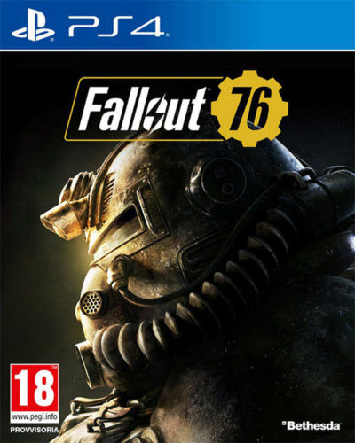 Fallout 76 by Bethesda Softworks PS4