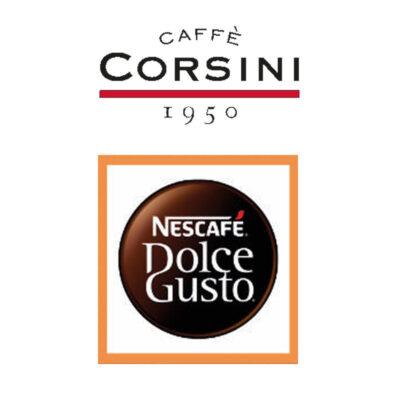 Caffè Corsini - Capsule Compatibili - Dolce Gusto