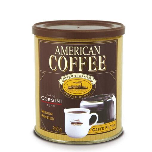 Caffè Corsini - American Coffee - Filter Coffee - 250g