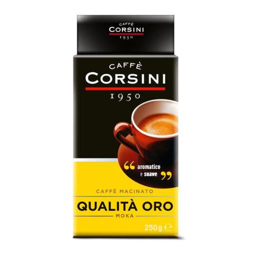 Caffe Corsini DCC 189 Qualita ORO g250 Macinato