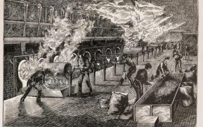 La storia della tostatura del caffè dalle origini ai giorni nostri, tra leggende e realtà